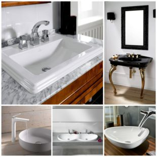 Как выбрать современную раковину для ванной?