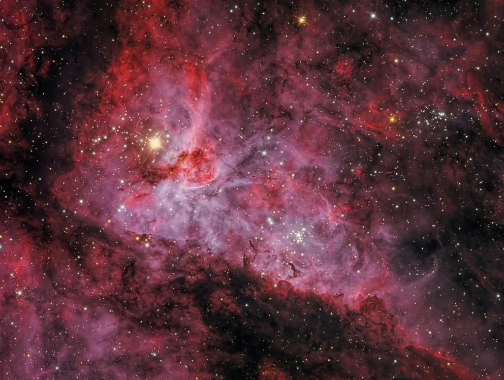 Звёздное скопление Trumpler 14