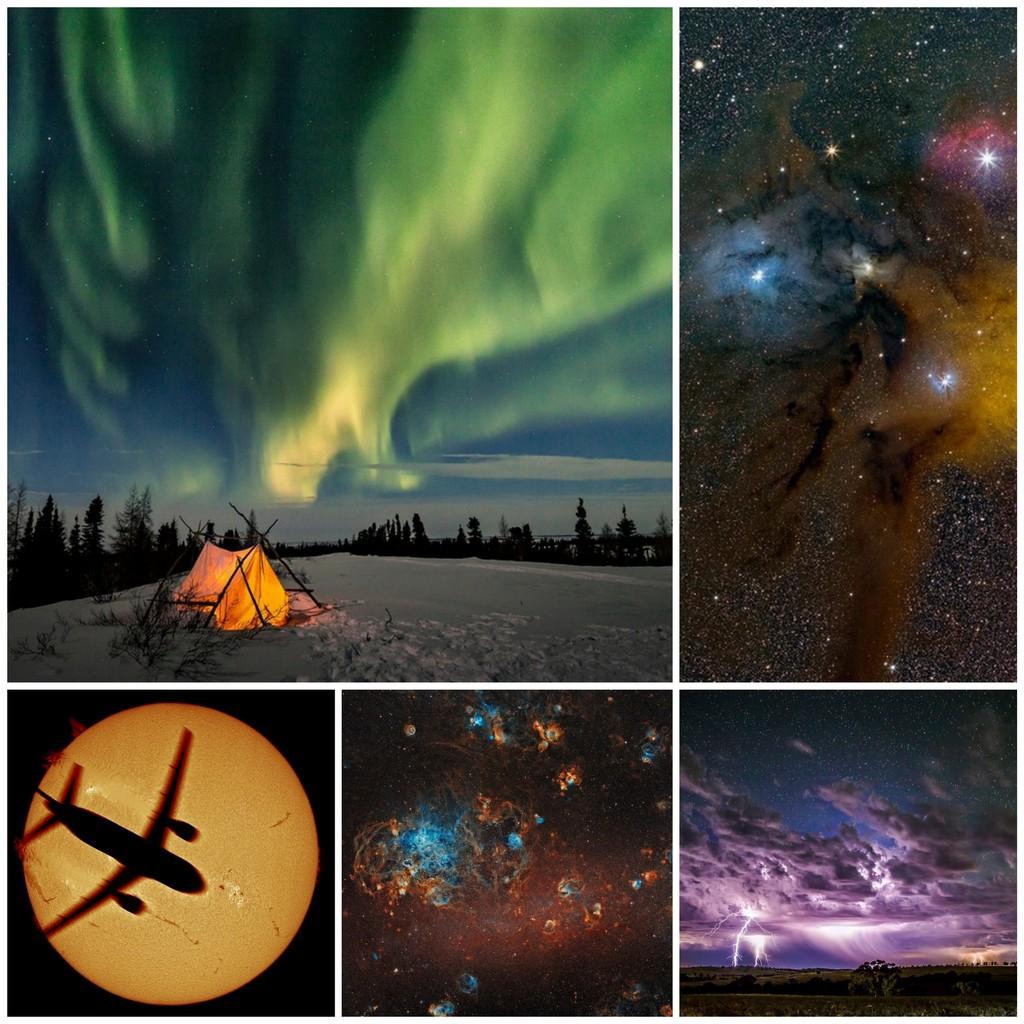 Любительские фотографии космоса с финала конкурса David Malin Awards 2016