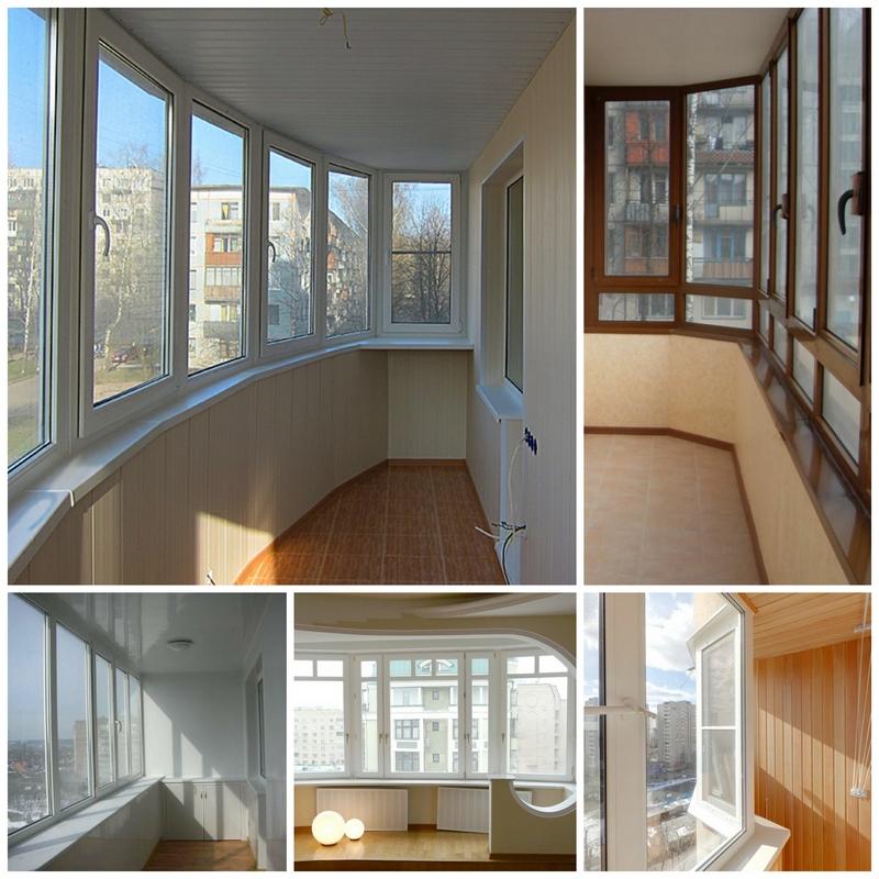 Остекление лоджии П 44Т: три основных решения для московских квартир