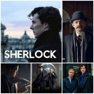 Сериал «Шерлок» - нетленная история Конан Дойла
