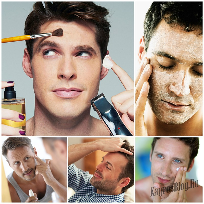 Уход за кожей лица для мужчин: основные правила
