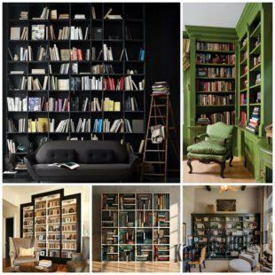Выбираем книжный шкаф для хранения вечной литературы
