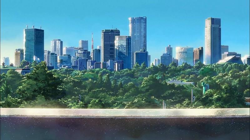 Аниме-фильм Макото Синкая «Kimi no Na wa» (Твоё имя)