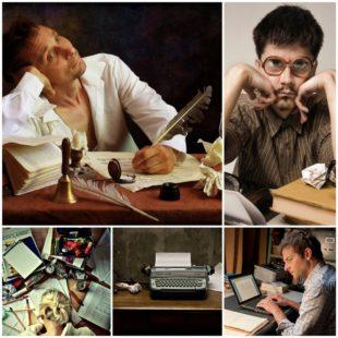 Cоветы начинающим писателям: книга от идеи до публикации