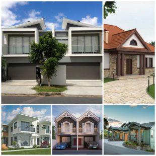 Дом дуплекс – новое веяние в загородной недвижимости
