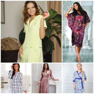 Домашнее платье - советы по выбору