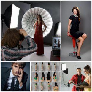 Фотосессия как портфолио для модельного бизнеса