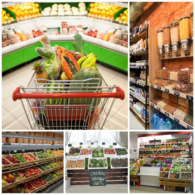 Как открыть продуктовый супермаркет - идеи для малого бизнеса