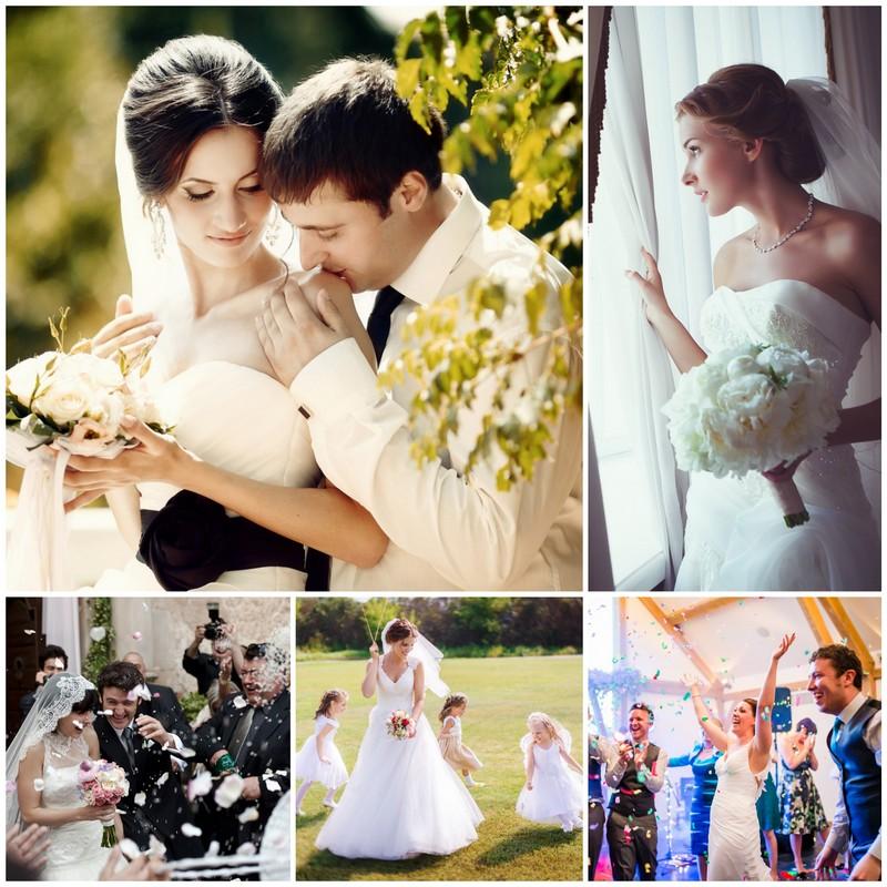 Какого свадебного фотографа выбрать репортажного или студийного