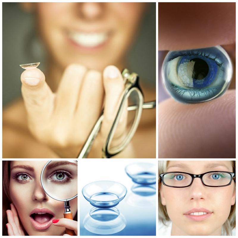 Очки и линзы