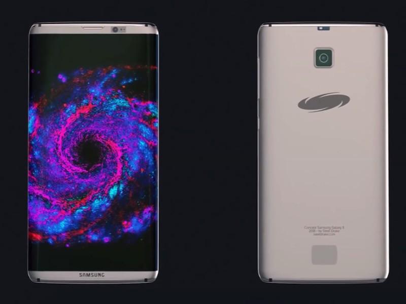 Почему выход Samsung Galaxy s8 был ускорен