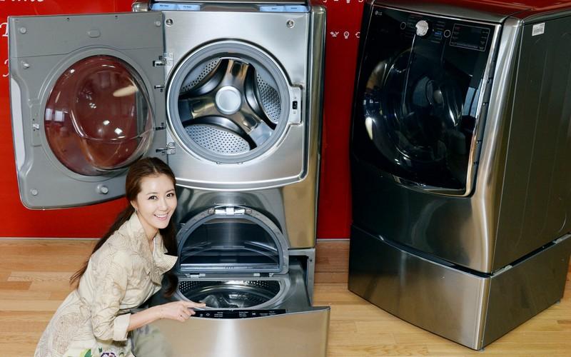 Размер стиральной машинки - важный критерий для её приобретения