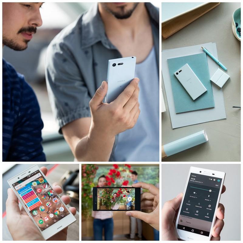 Смартфон Sony Xperia X Compact – флагманское настроение
