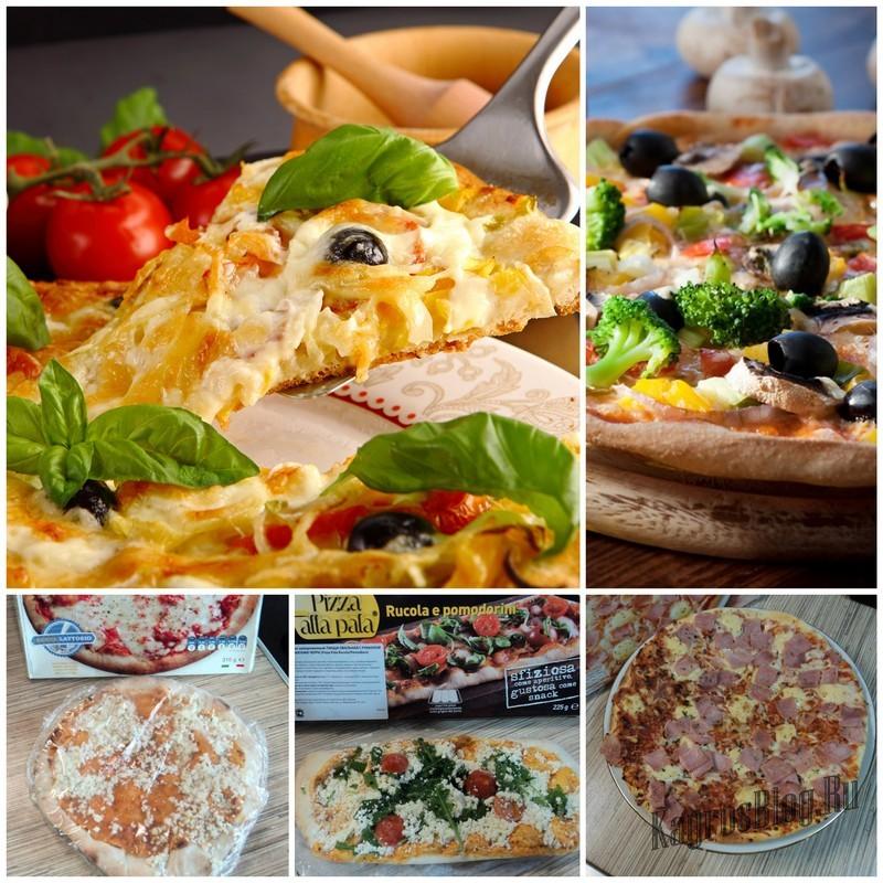 Свежая или замороженная пицца пицца? Что лучше?