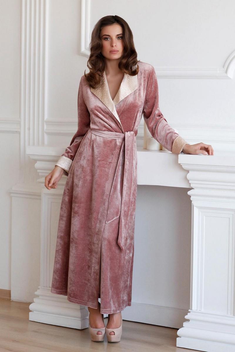 Домашние платье халат