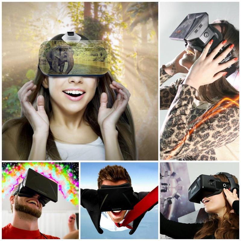 Аттракцион виртуальной реальности - новый виток цивилизации