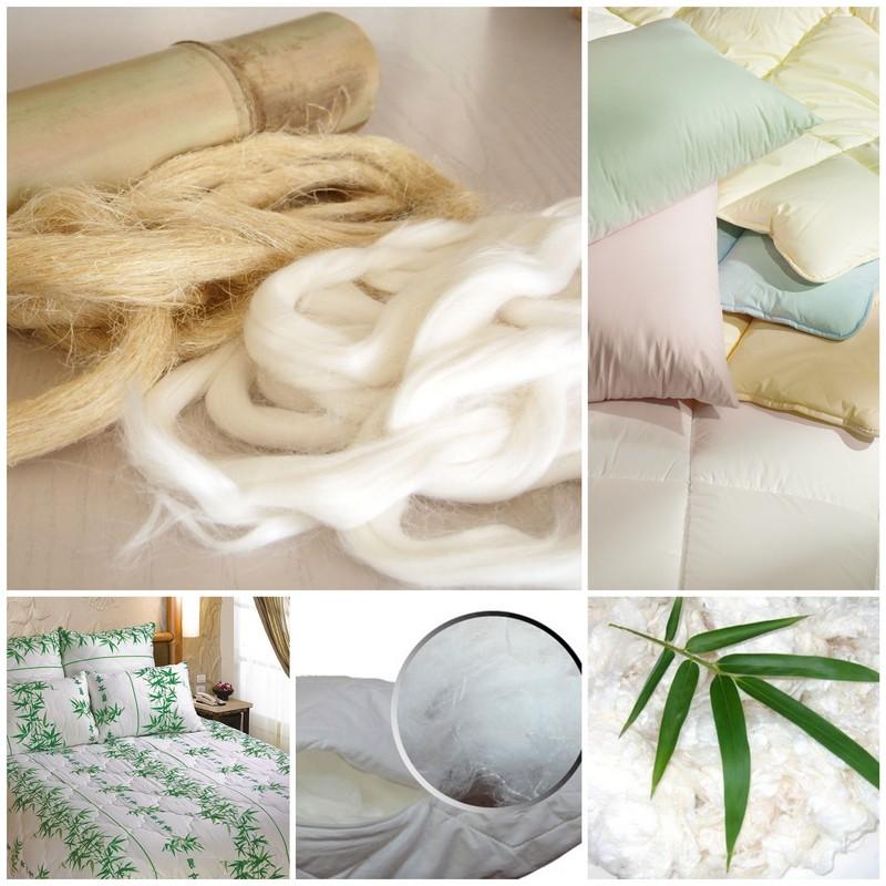 Как выбирать бамбуковые подушки для спальной