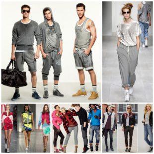 Внедряем спортивный стиль одежды в повседневный образ