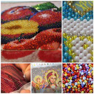 Вышивка бисером: качественные изделия от лучших производителей