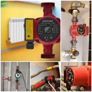 Как выбрать циркуляционный насос для систем отопления