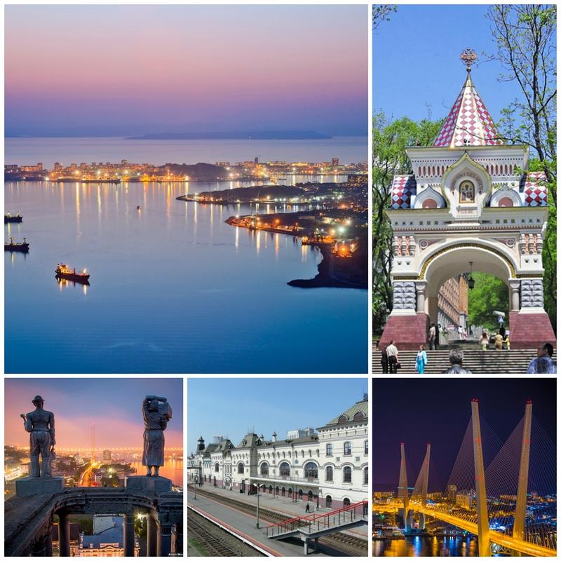 Картинки города и природы