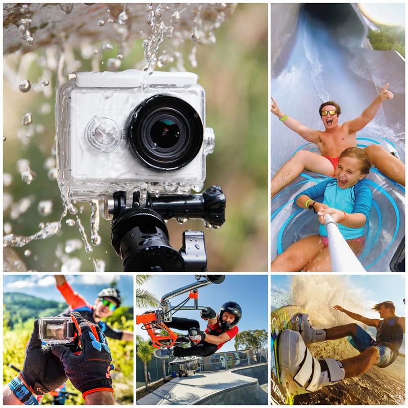 Надежная экшн камера - какую выбрать?