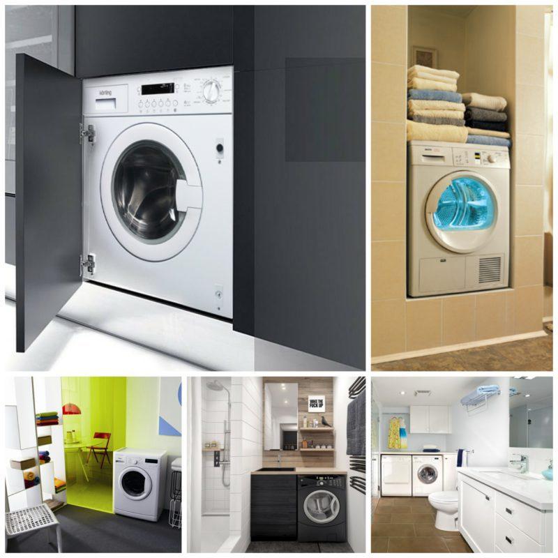 Обзор стиральной машины с режимом сушки от Korting