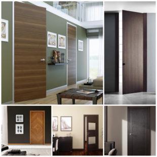 Шпонированные двери - 3 правила для выбора