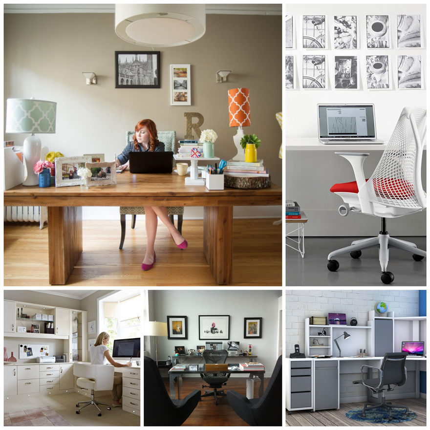 Как выбрать мебель для кабинета у вас дома?