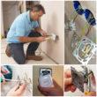 Замена розетки для скрытой проводки - как это делается