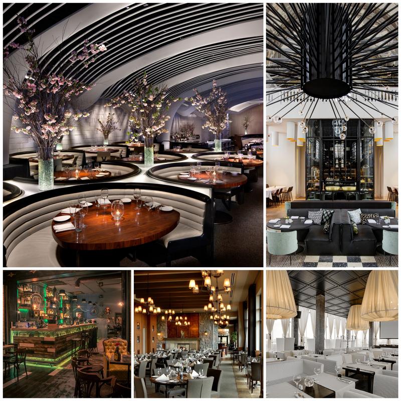 Дизайн интерьеров кафе и ресторанов