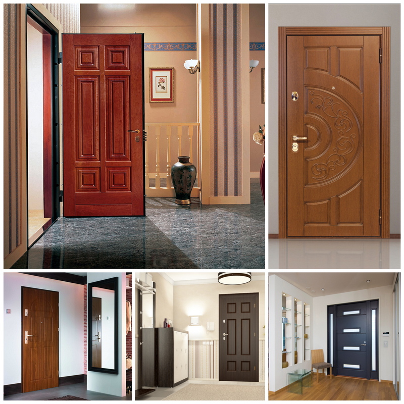 выбор входной двери дома