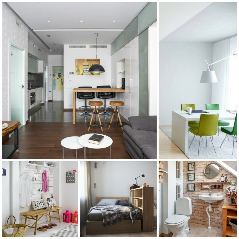 Ремонт в квартире без вложений