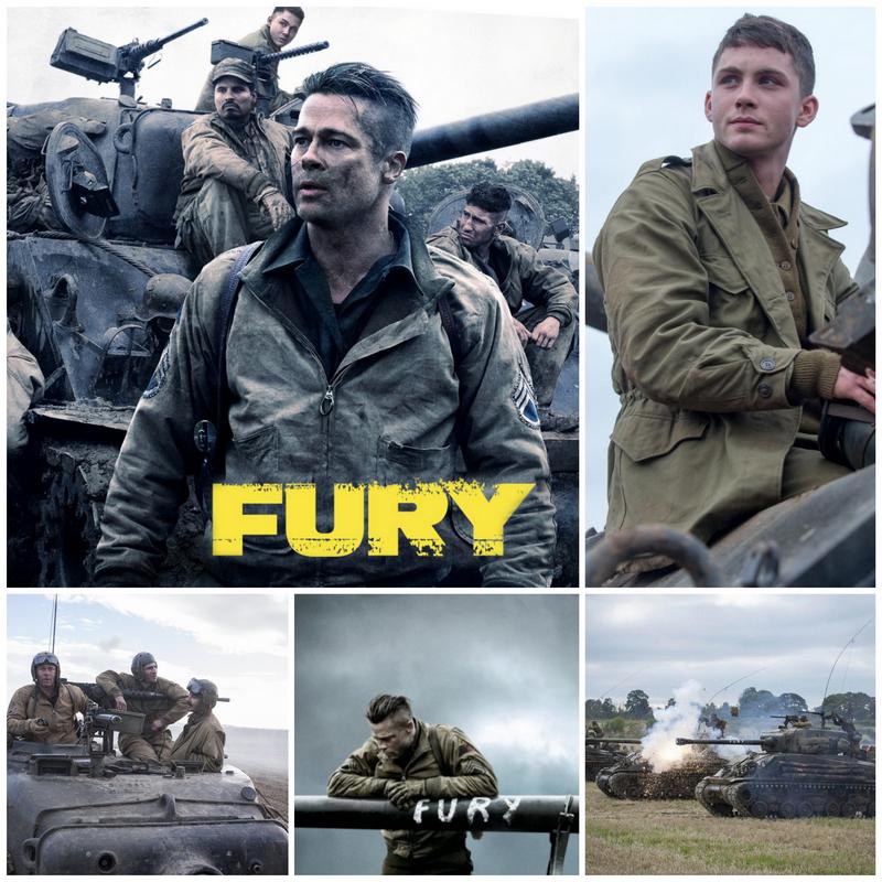 Фильм Ярость - хорошее кино про Вторую Мировую войну