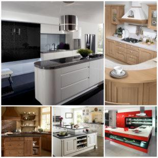 Как подобрать мебель для кухни - советы дизайнера