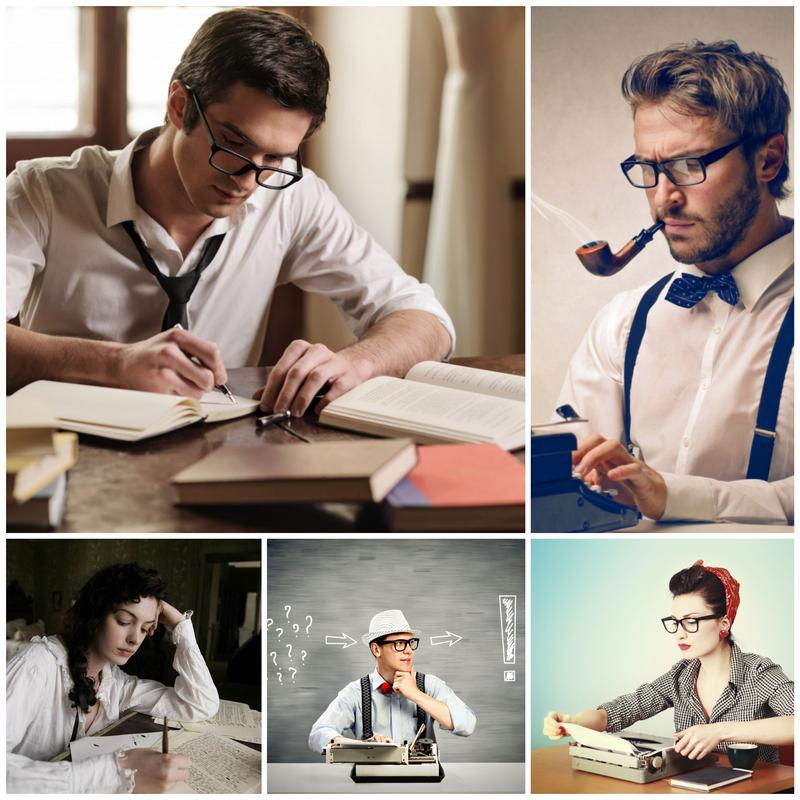 Как стать писателем и написать детектив