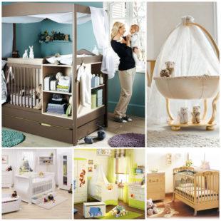 Как выбрать мебель для новорожденных