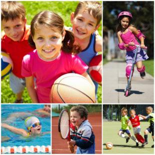 Как заинтересовать ребенка спортом
