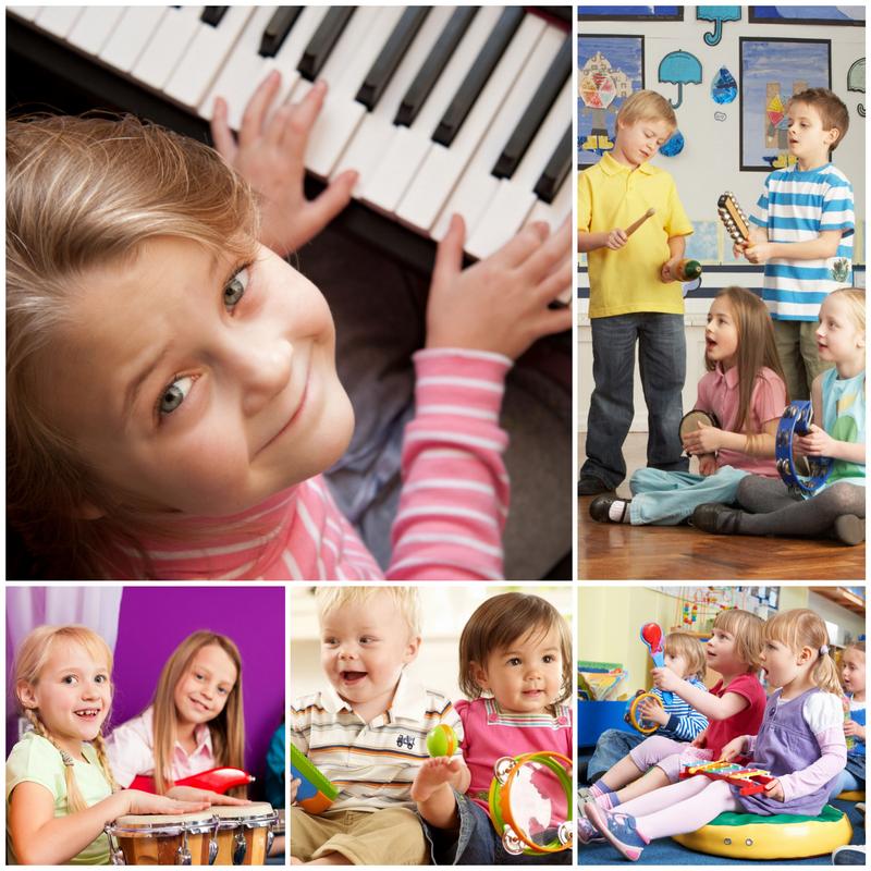 Музыкальное воспитание детей и его преимущества