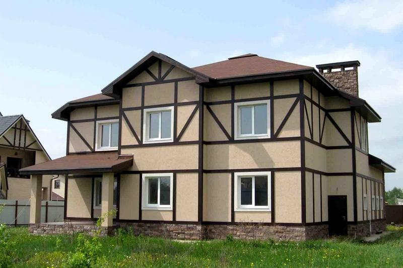 37Загородный дом внешний дизайн