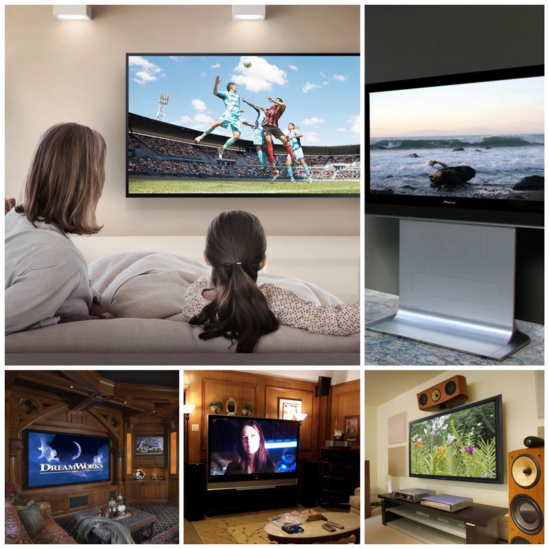 Покупаем домашний телевизор - какой именно выбрать?
