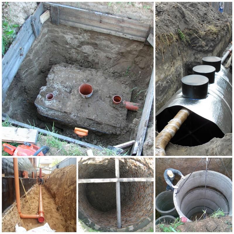 Прокладываем новую канализацию своими руками
