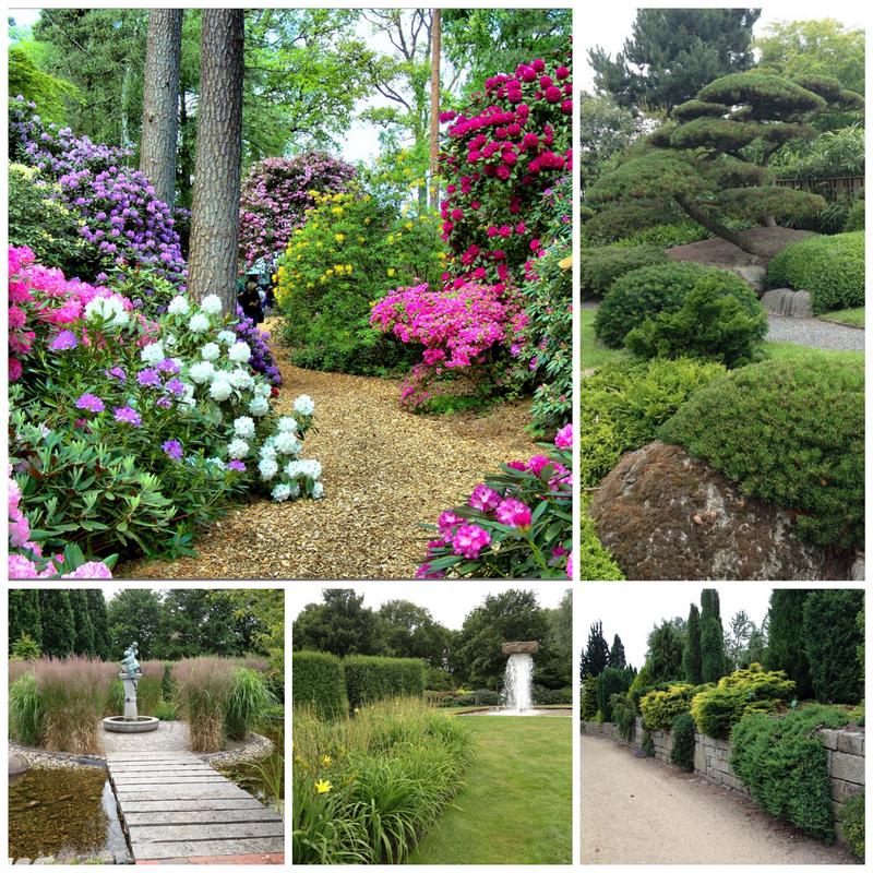 Райский сад на земле - Бад Цвишенан