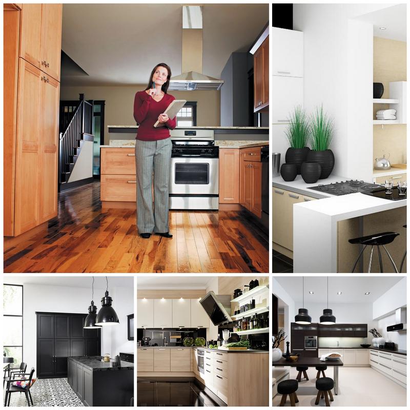 Как подобрать размеры кухонной мебели