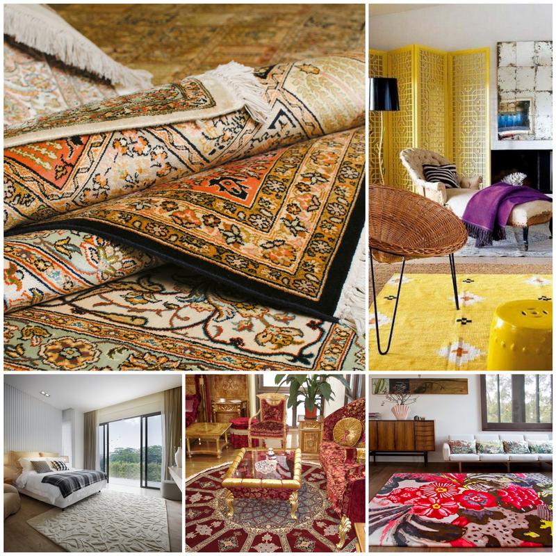 Как выбрать идеальный ковёр