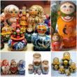 Матрешка - традиционная деревянная игрушка
