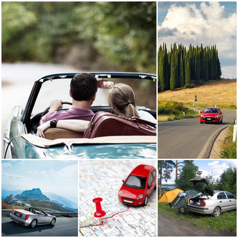 Путешествие на машине - простые правила