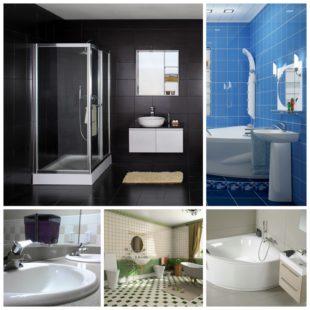 Сантехника в ванную комнату и ее выбор