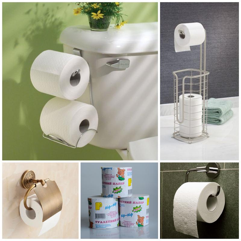 Туалетная бумага - как её делают
